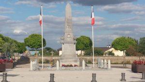 Commémoration de la fin des combats en Algérie en Tunisie et au Maroc @ Monument aux morts