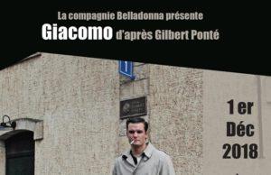 Giacomo (spectacle franco italien) @ salle des fêtes