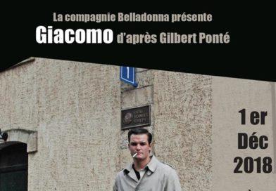 Giacomo (spectacle franco italien)