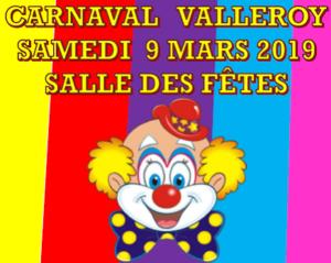 carnaval @ salle des fêtes