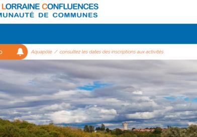 Nouveau site internet : Orne Lorraine Confluences