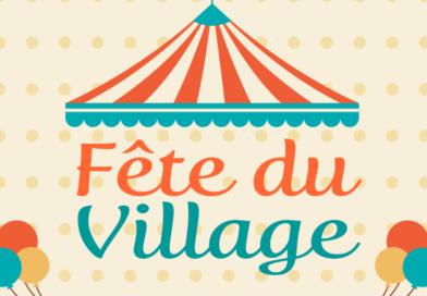 Fête au village 2019