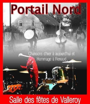 concert Portail Nord