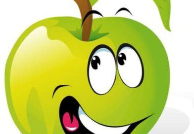 Collecte de pommes