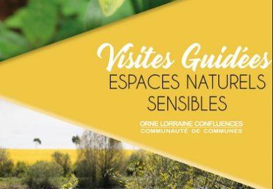 Visites guidées de l'Espace Naturel Sensible