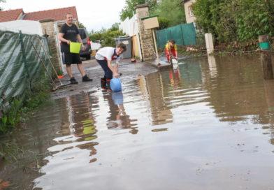 Inondations du 4 juin 2021