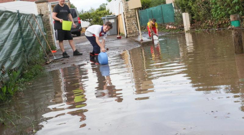 Inondations du 3 juin 2021